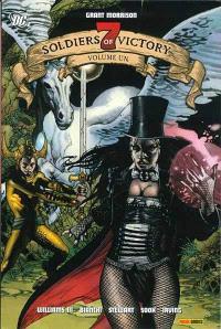 7 soldiers of victory. Volume 1, Etranges aventures