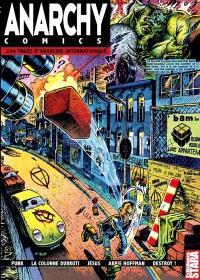 Anarchy comics