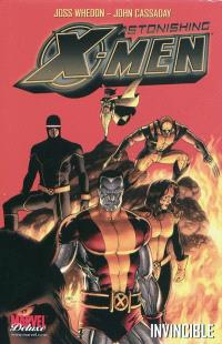 Astonishing X-Men. Volume 2, Invincible
