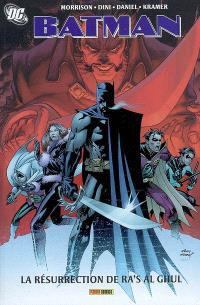 Batman, La résurrection de Ra's Al Ghul