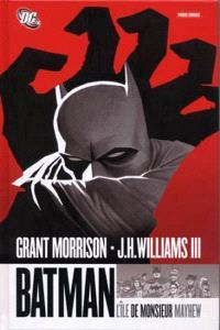 Batman : l'île de Monsieur Mayhew