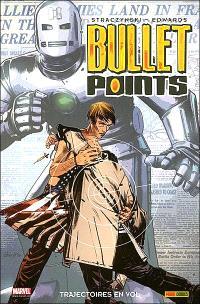 Bullet points : trajectoires en vol