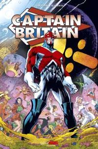 Captain Britain. Volume 1