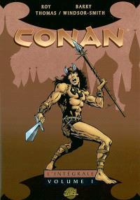 Conan : l'intégrale. Volume 1
