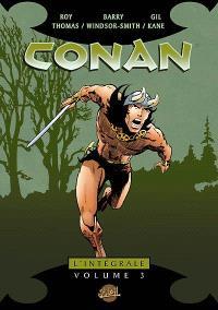 Conan : l'intégrale. Volume 3