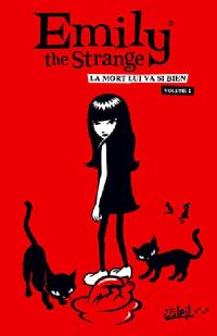 Emily the Strange. Volume 2, La mort lui va si bien