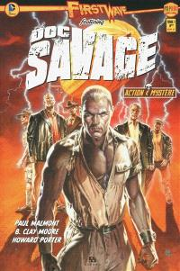 First Wave featuring : Doc Savage. Volume 1