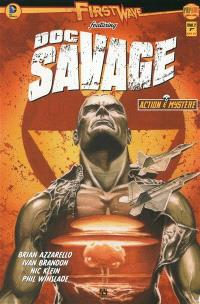 First Wave featuring : Doc Savage. Volume 2