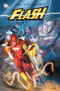 Flash. Volume 1, Les Wests sauvages