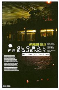 Global Frequency. Volume 2, Radio-détonation