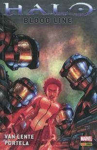 Halo. Volume 3, Blood line