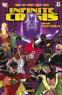 Infinite crisis : prélude. Volume 1
