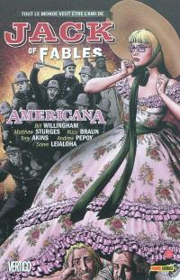 Jack of fables. Volume 4, Americana