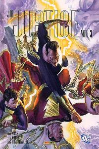 JLA : justice. Volume 3