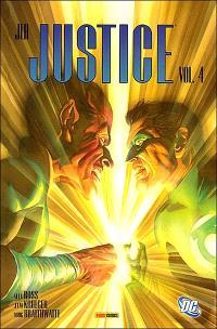 JLA : justice. Volume 4