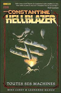John Constantine, Hellblazer, Toutes ses machines