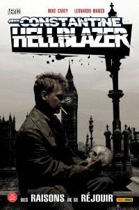 John Constantine, Hellblazer. Volume 6, Les raisons de se réjouir