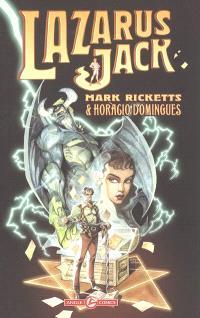 Lazarus Jack. Volume 1, Evasion comique