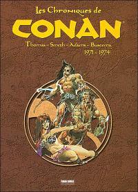 Les chroniques de Conan, 1971-1974