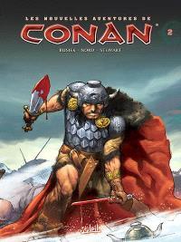 Les nouvelles aventures de Conan. Volume 2