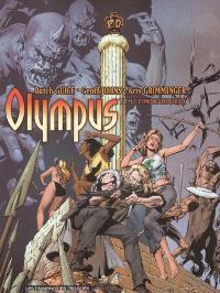 Olympus. Volume 2, Le temple des dieux
