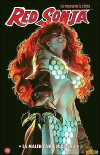 Red Sonja : la diablesse à l'épée. Volume 1, La malédiction de Gathia