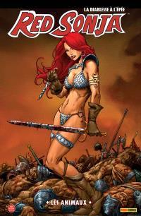 Red Sonja : la diablesse à l'épée. Volume 7, Les animaux