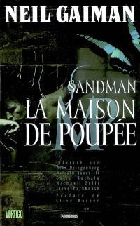 Sandman. Volume 2, La maison de poupée