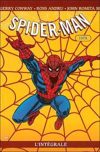 Spider-Man : l'intégrale. Volume 12, 1974