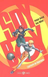 Spy Boy. Volume 1, L'affaire du gourmet