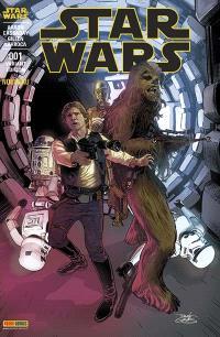 Star Wars. Volume 1, Couverture par Renato Guedes