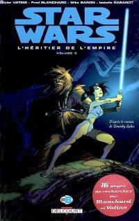 Star wars : l'héritier de l'empire. Volume 2