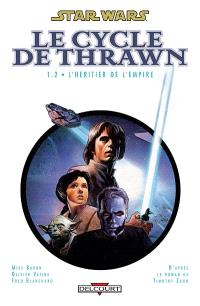 Star Wars : le cycle de Thrawn. Volume 1-2, L'héritier de l'Empire