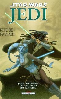Star Wars Jedi. Volume 3, Rite de passage