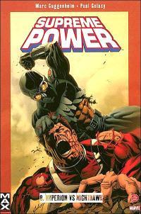 Supreme power. Volume 8, Hyperion vs Nightawk