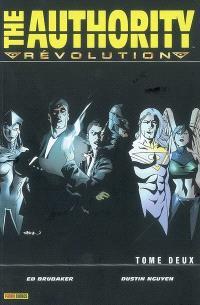 The Authority : révolution. Volume 2