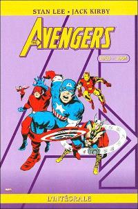 The Avengers : l'intégrale. Volume 1, 1963-1964