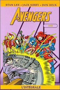 The Avengers : l'intégrale. Volume 2, 1965