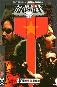 The Punisher. Volume 9, L'homme de pierre