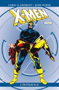 X-Men : l'intégrale. Volume 4, 1980
