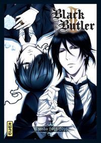 Black Butler : agenda 2015-2016