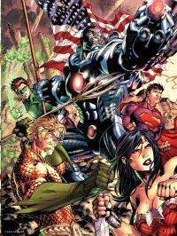 DC Comics : le livre poster