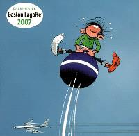 Calendrier Gaston Lagaffe 2007