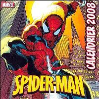 Spider-Man : calendrier 2008