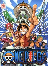 One Piece : agenda 2010-2011