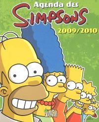 Agenda des Simpson 2009-2010