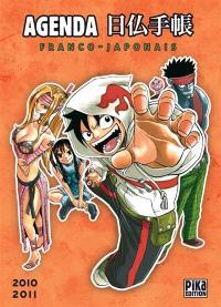 Agenda franco-japonais année scolaire 2010-2011