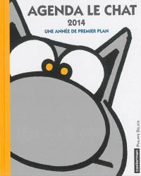 Agenda Le chat 2014 : une année de premier plan