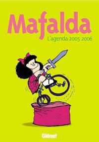 Agenda Mafalda 2005 -2006