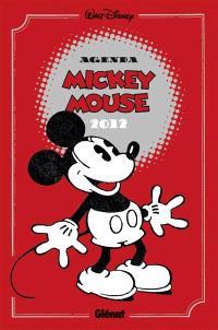 Agenda Mickey Mouse 2012